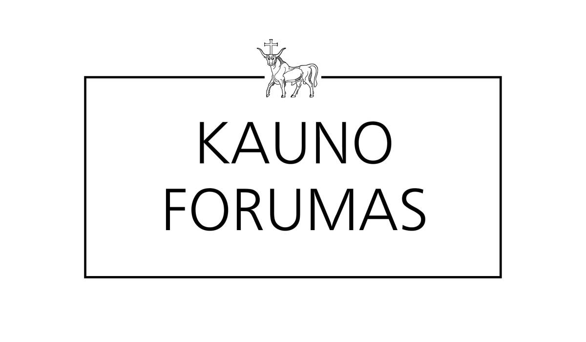 Kauno forumo pareiškimas dėl Europos parlamento ir Prezidento rinkimų