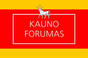Kauno forumo vÄ—liava