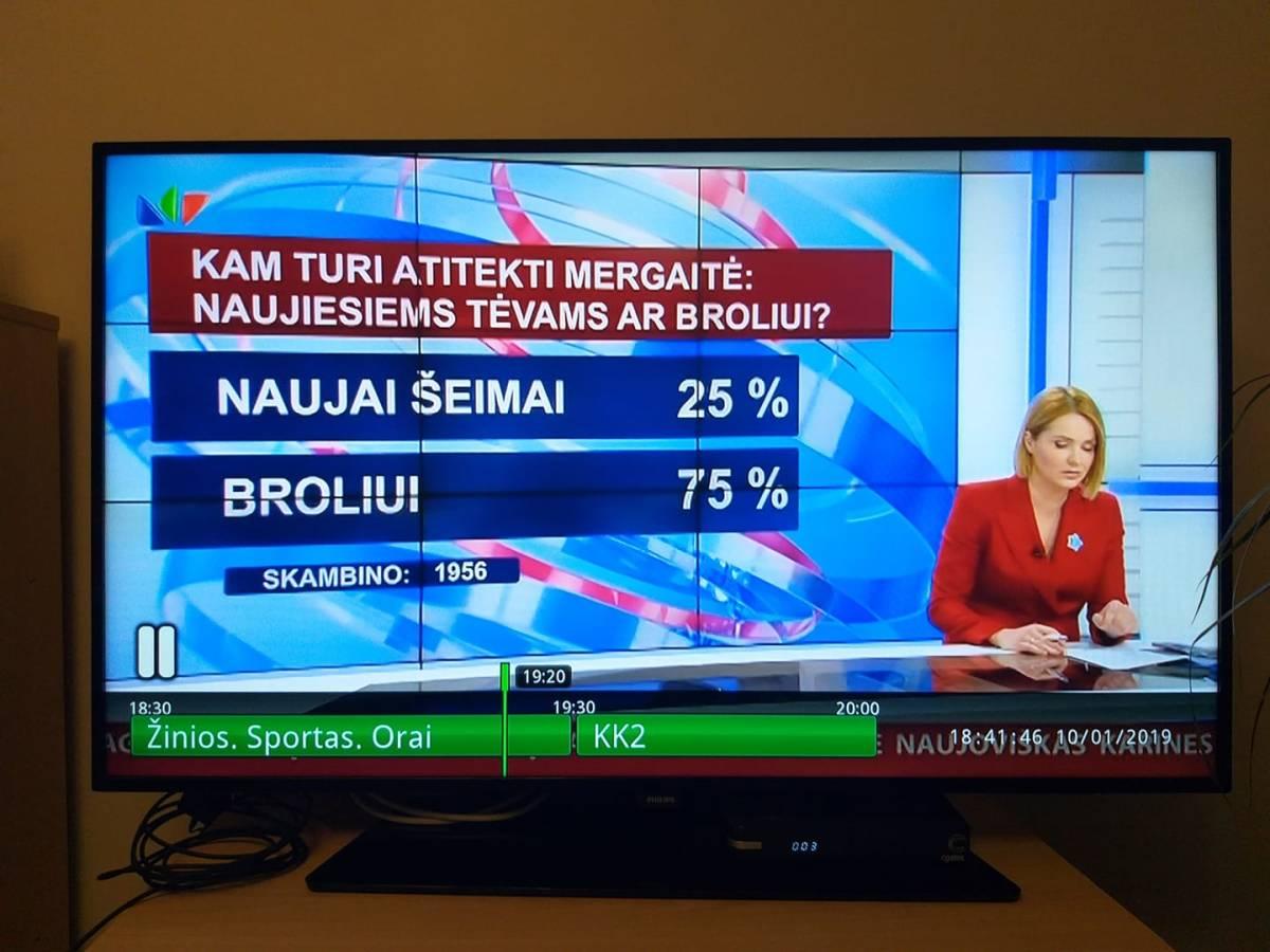 Lietuvoje įvykdytas baisus nusikaltimas - žmonėms leista sužinoti savo nuomonę!