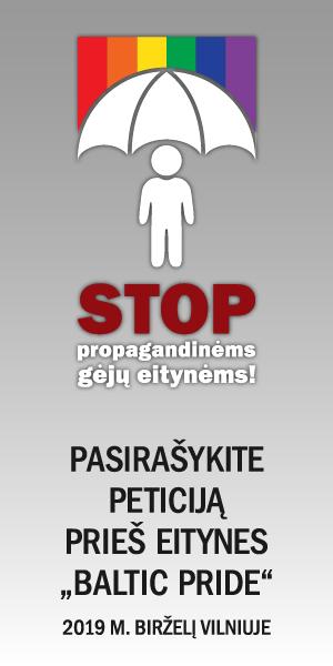 stop peticija