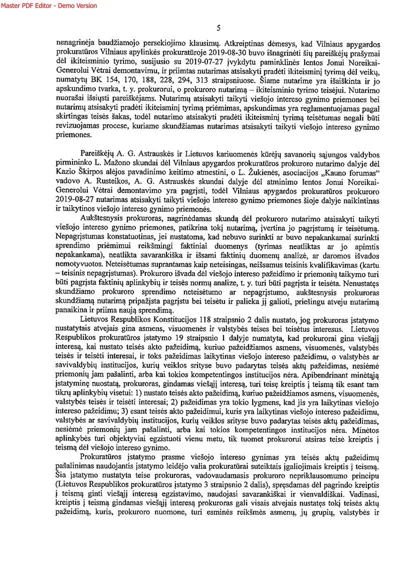 Generalinės prokuratūros nutarimas_5