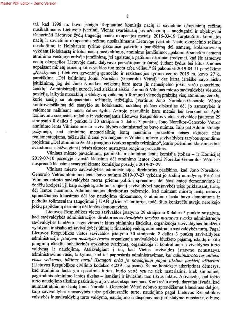 Generalinės prokuratūros nutarimas_8