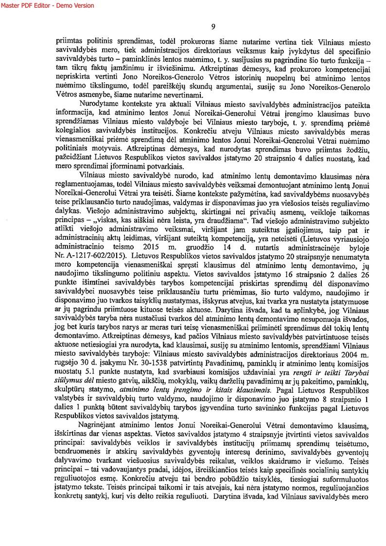 Generalinės prokuratūros nutarimas_9