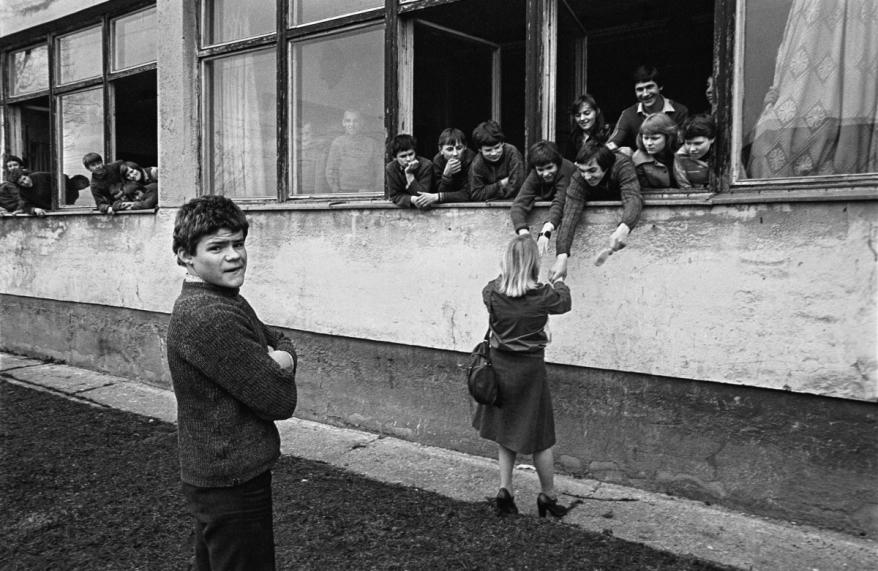V.Šonta. Mokykla. 1980