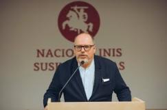 Robertas Ramanauskas (Mindaugo Šernos nuotrauka)